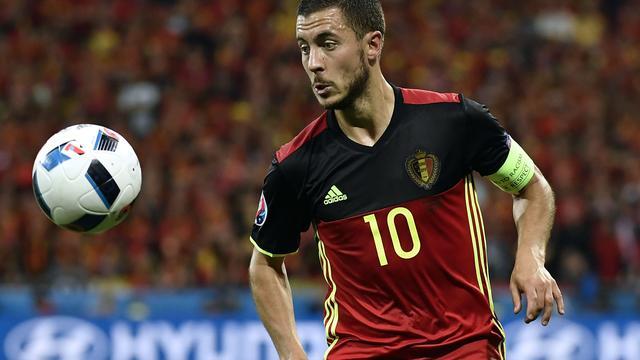 Hazard en De Bruyne trainen niet mee bij België