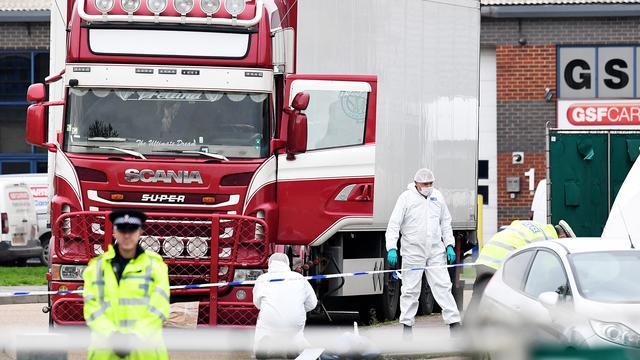 Nog een man uit Noord-Ierland opgepakt voor 39 doden in vrachtwagen
