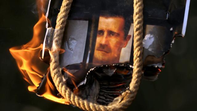 'Syrische regering heeft crematorium gebouwd in gevangeniscomplex'