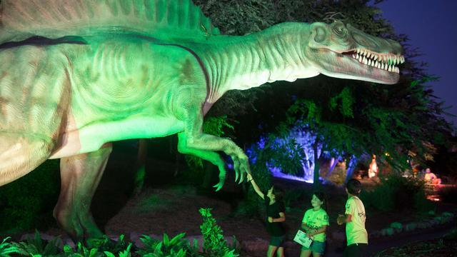 Zwolle krijgt pretpark met dinosauriërs als thema