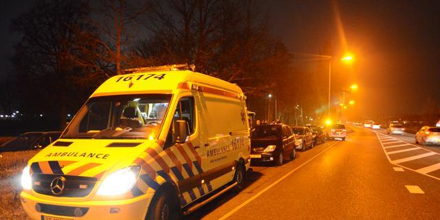 Toeriste gewond na aanrijding met tram in Centrum
