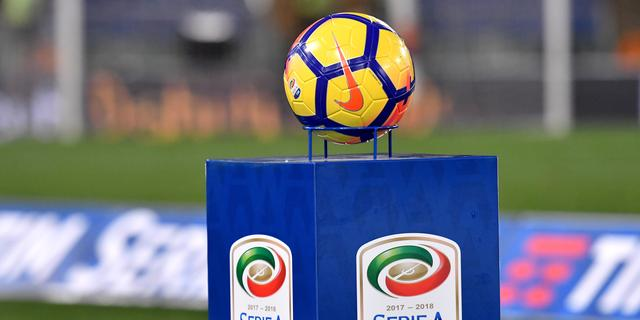 Transfermarkt in Italië volgend seizoen weken eerder dicht