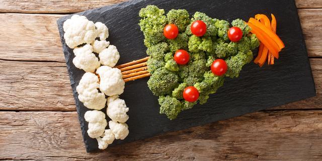 Waarom vegetarisch eten dit jaar de trend is met Kerst
