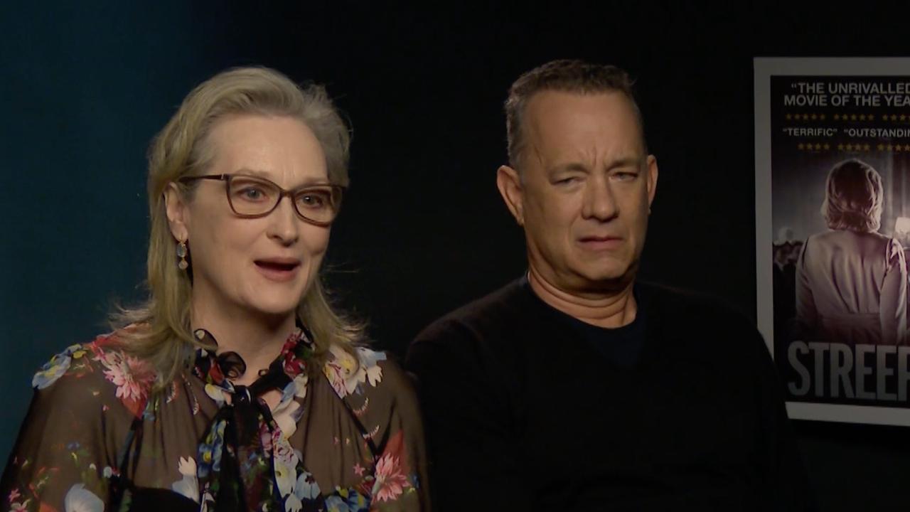 Meryl Streep: 'Kinderen kunnen niet ontsnappen aan angst in de wereld'