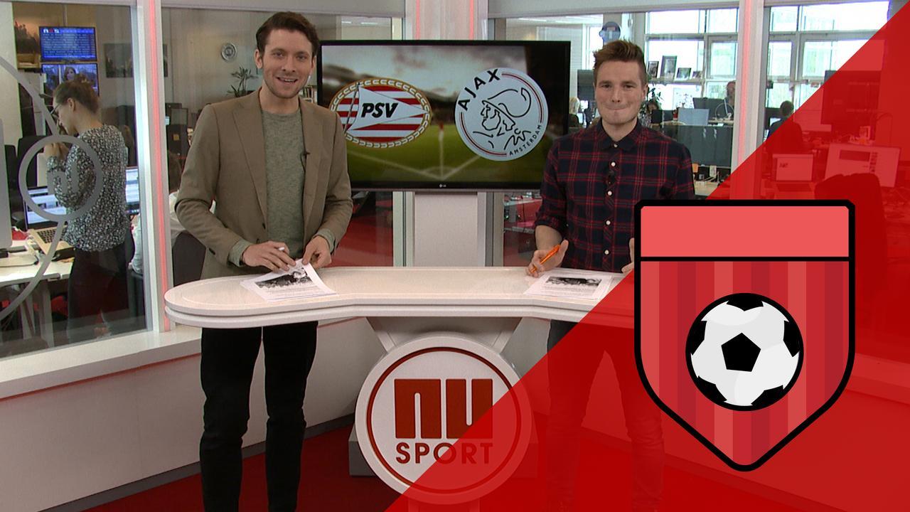 Aftrappen: PSV kan tegen Ajax afrekenen met alle vooroordelen
