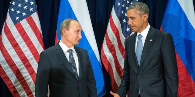 Poetin sluit luchtaanvallen tegen IS niet uit