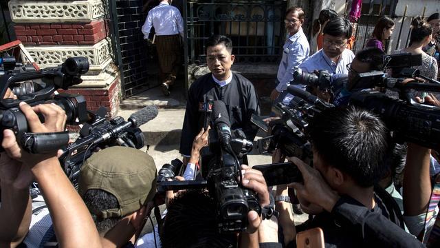 Hoger beroep Reuters-journalisten in Myanmar afgewezen