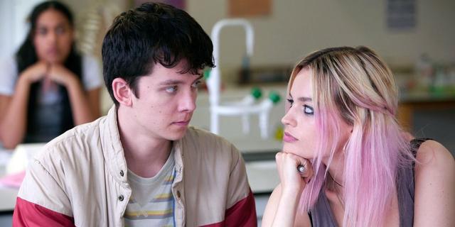 Tweede seizoen voor Netflix-serie Sex Education