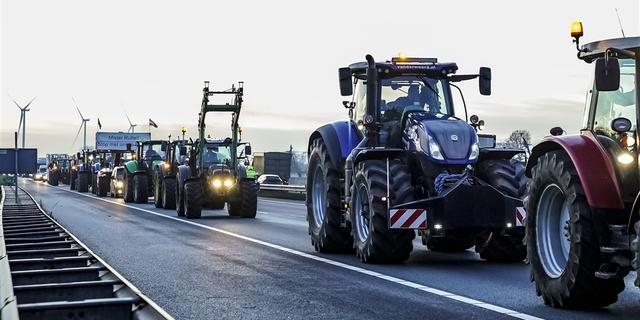Boerenactiegroep wil Den Haag 5 februari zien 'schudden op grondvesten'