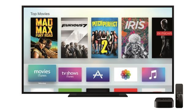 Andere apps mogen zoekfunctie Apple TV gebruiken