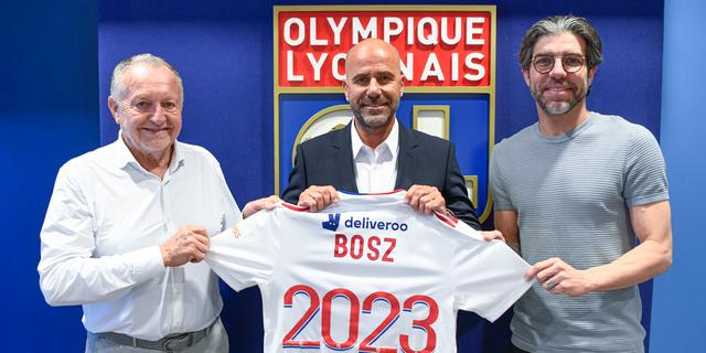 Clubloze Bosz vanaf volgend seizoen nieuwe trainer van Olympique Lyon