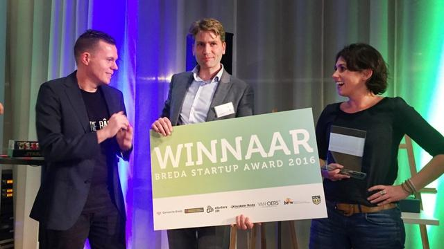 Kilometerwisselaar Synple wint Breda Start Up Award