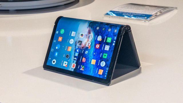 Eerste indruk: Opvouwbare telefoon FlexPai vouwt goed, werkt matig