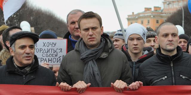 Kremlincriticus Navalny overgebracht naar ziekenhuis van strafkamp