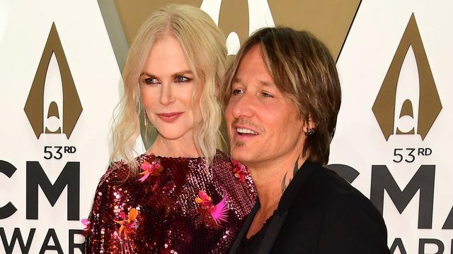 Keith Urban noemt zijn vrouw Nicole Kidman 'de ware'