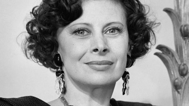 Actrice Magali Noël (83) overleden