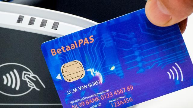 Contactloos betalen wordt steeds populairder