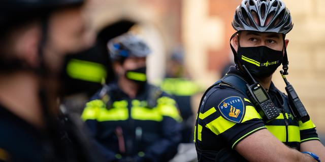 Politie maakt einde aan illegale 'coronafeesten', meerdere boetes uitgedeeld