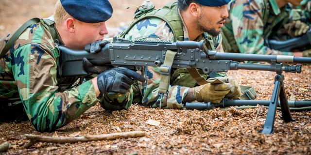 Eenheid Korps Mariniers tijdelijk stilgelegd vanwege personeelstekort