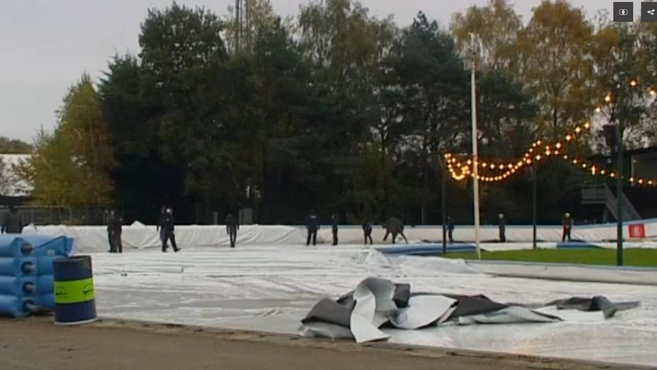 Jaap Edenbaan krijgt tijdelijk nieuwe ijsbaan