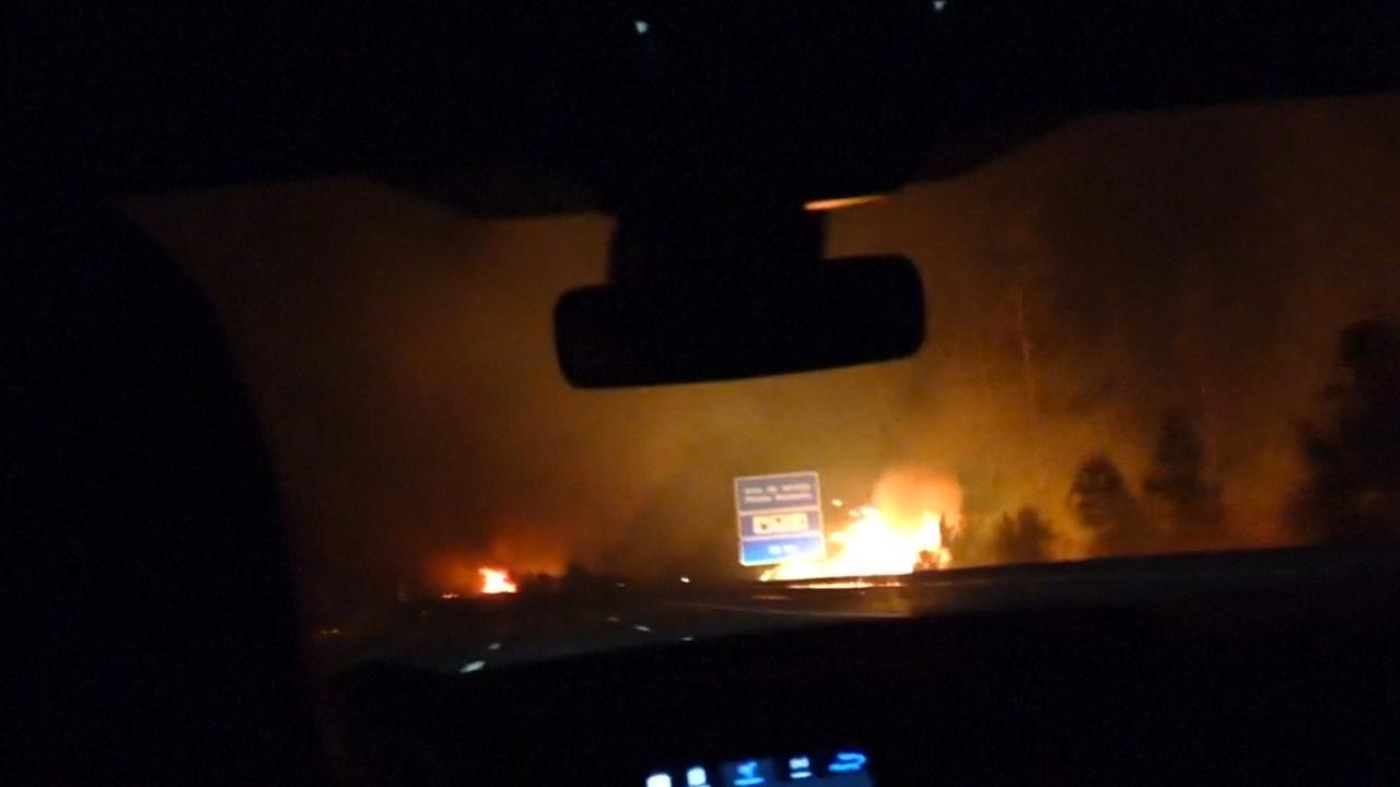 Natuurbranden in Portugal eisen zeker 36 levens