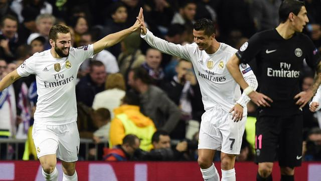 Real Madrid en Manchester City zeker van achtste finales Champions League
