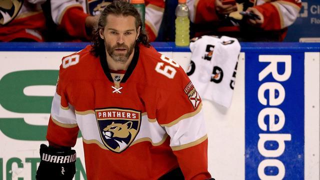 IJshockeylegende Jagr (45) begint bij Calgary Flames aan 27e NHL-seizoen