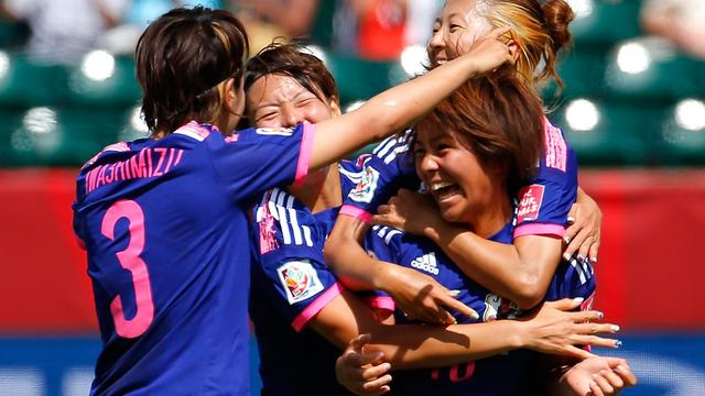 Titelverdediger Japan treft Engeland in halve finales op WK vrouwen
