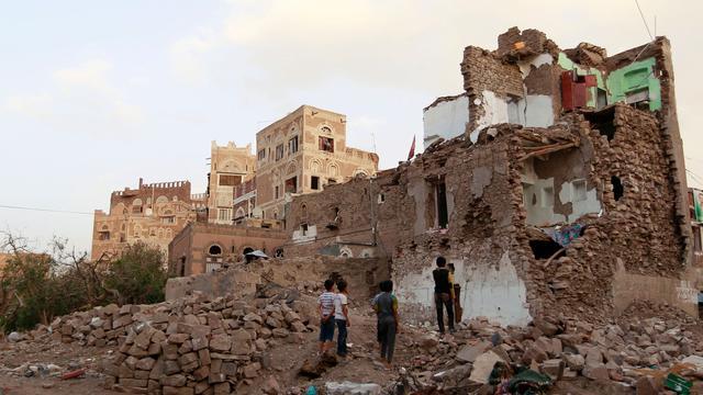 'Enorme hongersnood dreigt in Jemen door oorlog'