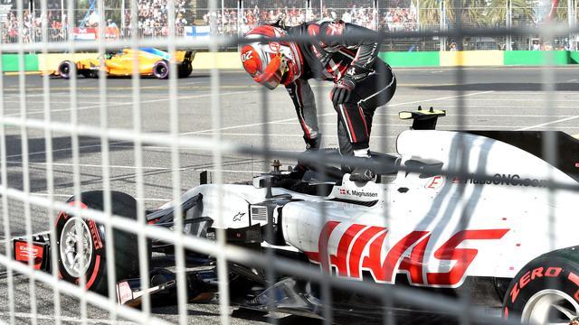 Haas F1 wijzigt procedure bij pitstops na dramatisch verlopen GP Australië