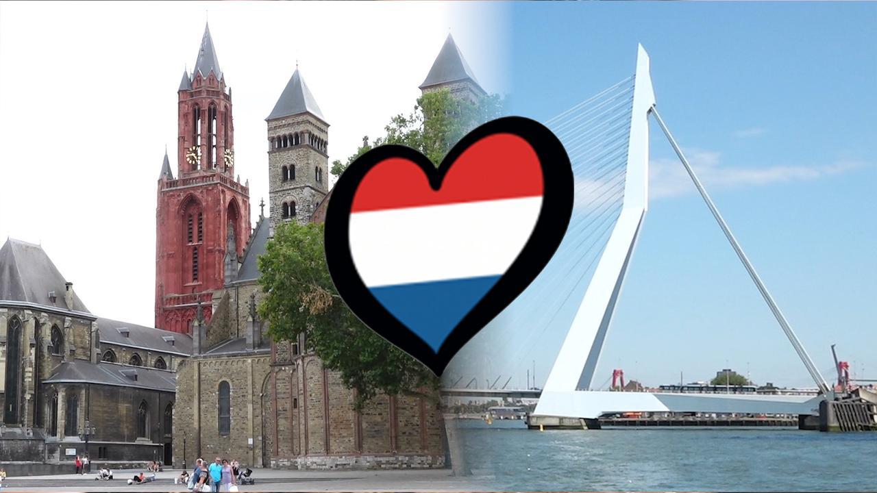 Songfestival-strijd vrijdag beslist: Rotterdam of Maastricht?