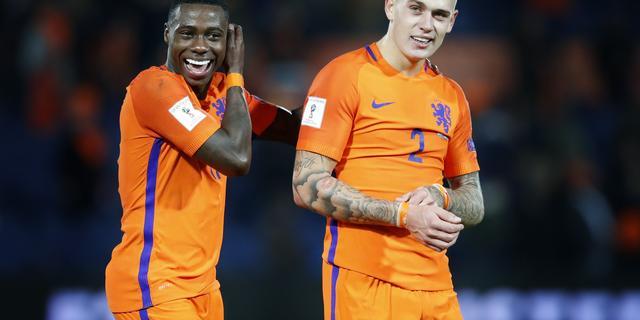 Karsdorp ziet droom uitkomen met Oranje-debuut in De Kuip