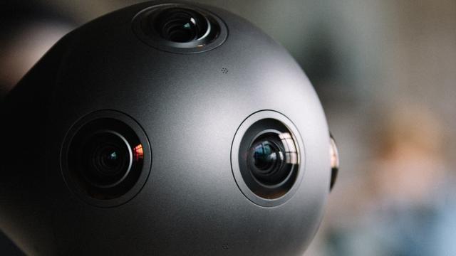 Vr-camera Nokia Ozo gaat 60.000 dollar kosten