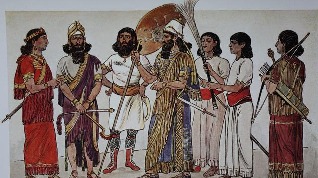 Klimaat speelde sleutelrol in bloei én ondergang Assyrische Rijk