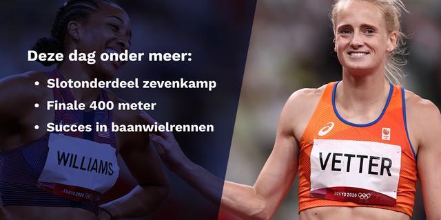 Olympische uitslagen 5 augustus: deze Nederlanders kwamen in actie