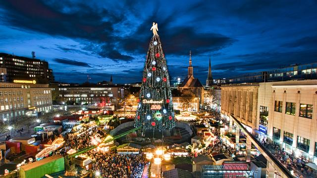 Overview Of Unique Christmas Markets In Germany Teller Report