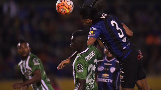 Ajacied Sanchez begint finale Copa Libertadores met gelijkspel