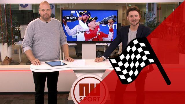 Vooruitblik F1: 'Best mogelijk dat Hamilton Schumacher gaat evenaren'