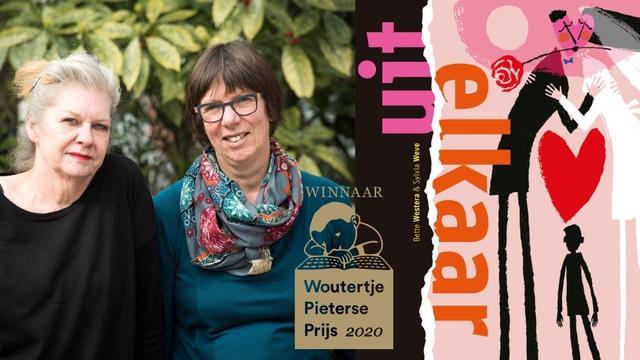 Woutertje Pieterse Prijs voor Uit elkaar van Bette Westera en Sylvia Weve