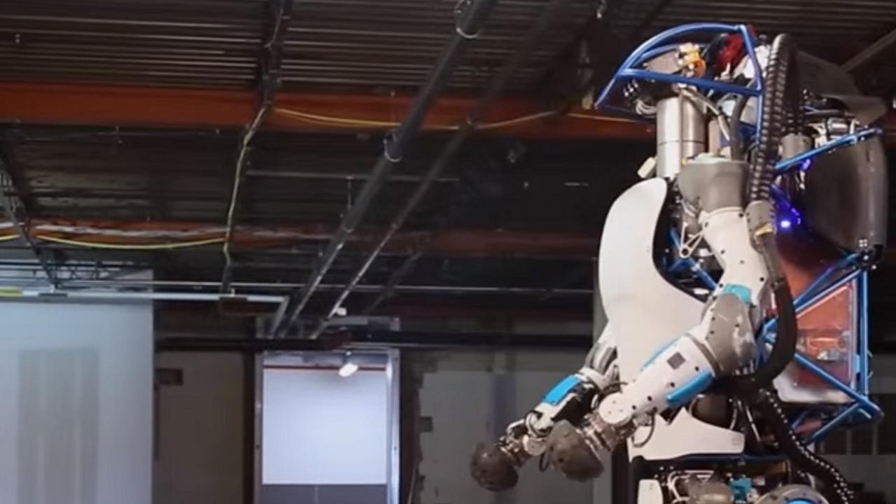 Google toont nieuwe versie mensachtige Atlas-robot