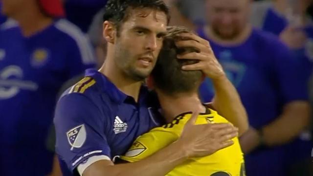 Emotioneel afscheid voor Kaka bij Orlando City SC
