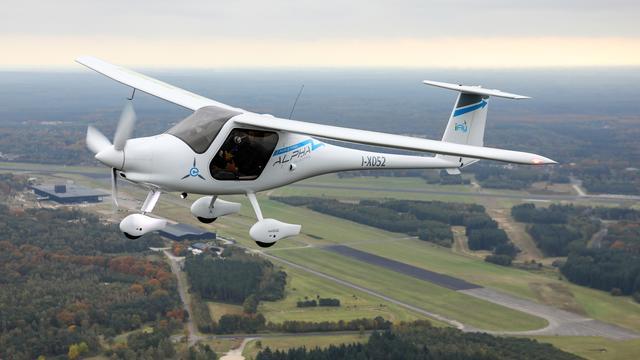 'Vliegen in elektrisch privévliegtuig is de toekomst'