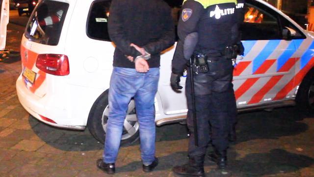 Politie arresteert Rotterdammer na gevaarlijke achtervolging in Den Haag