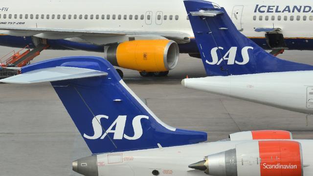 Noorse overheid verkoopt belang in luchtvaartmaatschappij SAS