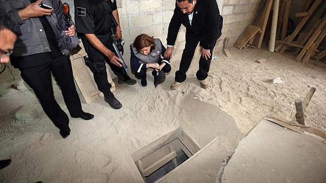 Justitie in Mexico geeft bewakingsbeelden ontsnapping drugsbaas vrij