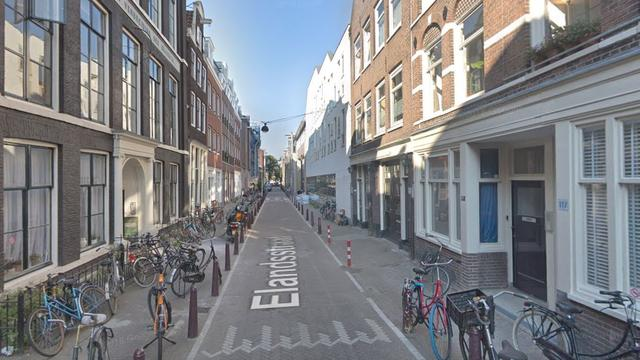 Deel van Elandsstraat wordt deze zomer autoluw gemaakt