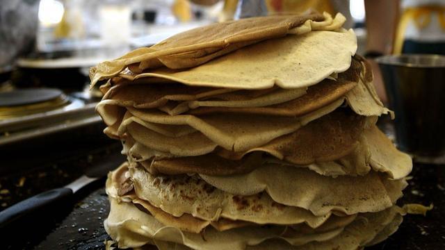 'Sint Pannekoek in de eerste plaats vooral een ludieke traditie'