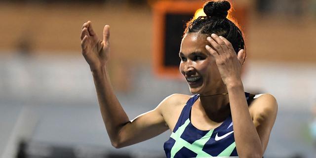 Gidey denkt na verbeteren record Hassan dat ze nóg sneller kan