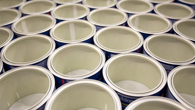 AkzoNobel verkocht afgelopen maanden veel meer verf aan consumenten