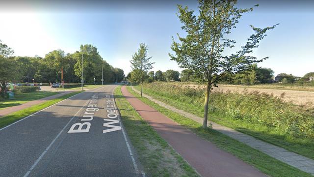 Auto en bestelbus in botsing in Vlissingen